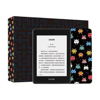 全新Kindlepaperwhite电子书阅读器8G版游戏人生礼盒