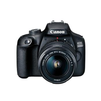 Canon/佳能EOS3000D套机EF-S18-55mm