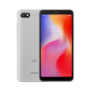 【12期免息】小米红米6A全面屏双卡双待智能手机