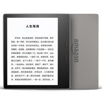 全新KindleOasis3电子书阅读器新升级冷暖色智能调光防水溅尊享版旗舰版商务大屏