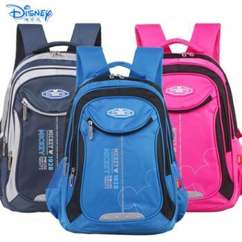 迪士尼中小学生初中-高中儿童休闲双肩书包