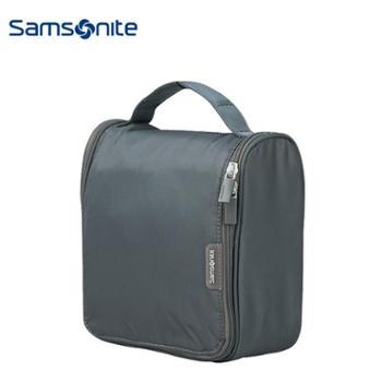 新秀丽Samsonite多用洗漱包化妆包旅行收纳包