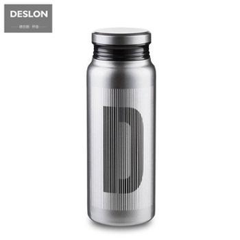 德世朗(DESLON) 奥氏体型不锈钢600ml运动杯DLZB-600