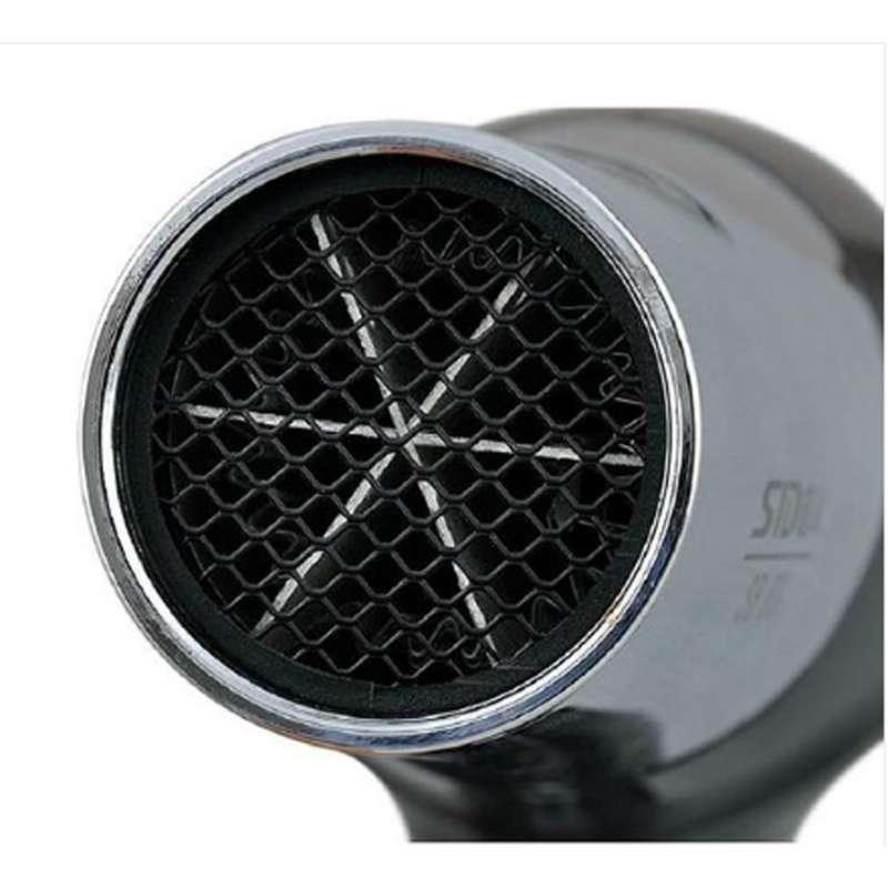 sid超人sb83电吹风机(黑色) 专业电吹风 大功率2000w (灰色)