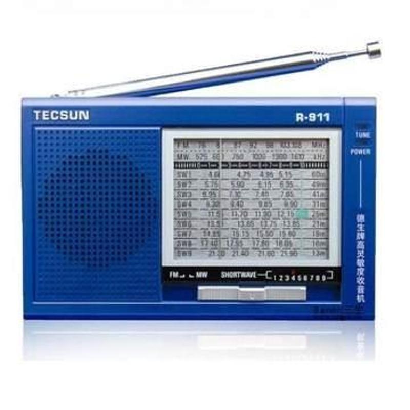 德生收音机r911
