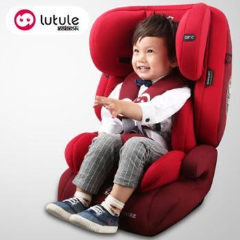 路途乐 儿童安全座椅 路路熊AIRC ISOFIX双接口固定 9个月-12岁