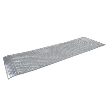 慕山MSF户外超轻加宽加厚泡沫防潮地垫xpe环保瑜伽睡垫无毒无气味银色