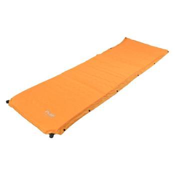 慕山MSF 防潮垫 自动充气垫 加宽 加厚5CM 户外气垫 睡垫 单人双人 黄色
