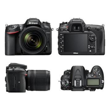 Nikon/尼康D7200套机(18-140mm)数码单反相机D7200正品行货