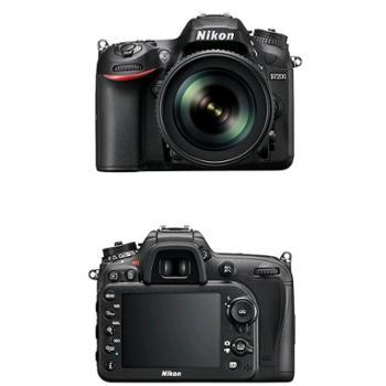 Nikon/尼康D7200套机(18-200mm)尼康单反相机D720018-200