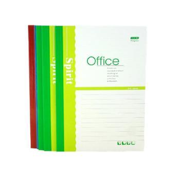 莱特O822办公笔记本B532K商务日记本办公用品大本子每本