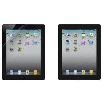 贝尔金 new iPad3/4 清澈透明屏幕保护贴膜 日久如新 F8N798qe