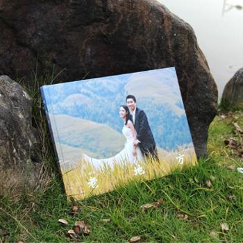 就是要印照片书 精装横版个性diy杂志毕业婚纱儿童影楼宝宝相册