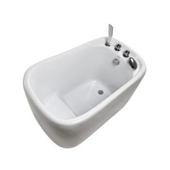 JOMOO九牧浴缸亚克力浴缸浴室浴盆独立式普通浴缸Y030212