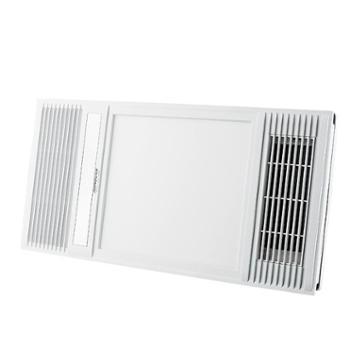 JOMOO九牧浴霸灯集成吊顶排气扇照明一体暖风机浴室卫生间取暖风暖浴霸