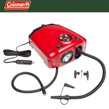 Coleman科勒曼潮流户外便利设备DC12V多用气泵