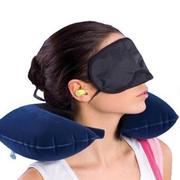 猎人之家旅游三宝U型枕眼罩耳塞