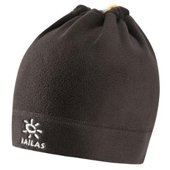 Kailas/凯乐石户外运动男女款登山徒步保暖多功能抓绒帽运动围脖帽两用