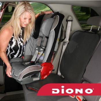 美国Diono谛欧诺汽车座椅防护垫防滑垫通用防水进口40121