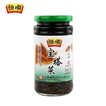 恒顺宝塔菜375g江苏镇江特产下饭小菜腌制泡菜酱菜