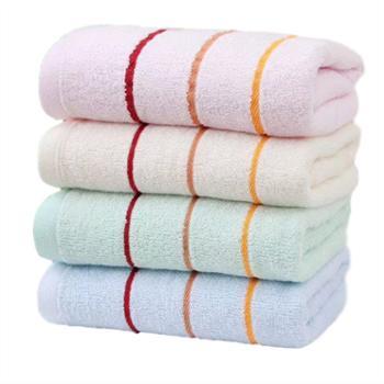 竹纤维毛巾(单条装)