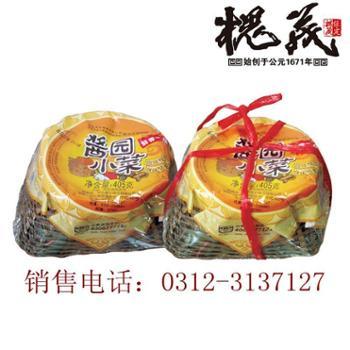 槐茂篓酱园小菜(300g篓)