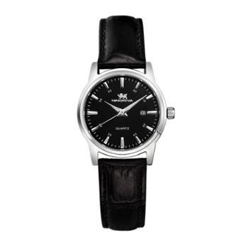 尼诺里拉NINO RIVA 精钢带手表休闲大表盘石英女表51008.222.02