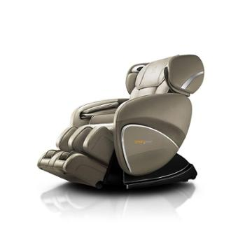 奥佳华大师椅OG-7558c豪华按摩椅3D零重力太空舱多功能家用按摩椅(骑士灰)