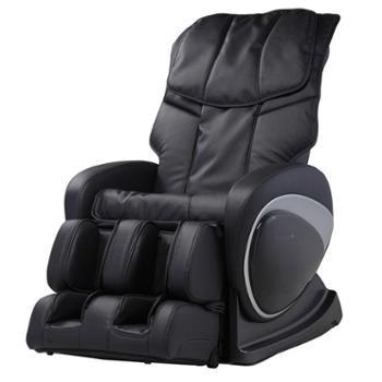 奥佳华亲亲椅OG-7228按摩椅3D零重力太空舱全身家用多功能按摩椅(睿智黑)
