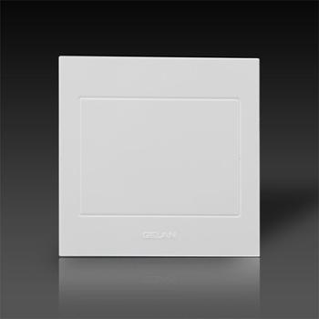 gelan开关插座面板空白面板开关面板插座面板白色