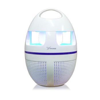 雅格紫光灭蚊灯家用孕妇婴儿捕蚊子器静音灭蚊器YG-5624