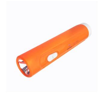 雅格YG-3851小手电筒 家用可充电锂电池迷你强光袖珍便携户外夜灯