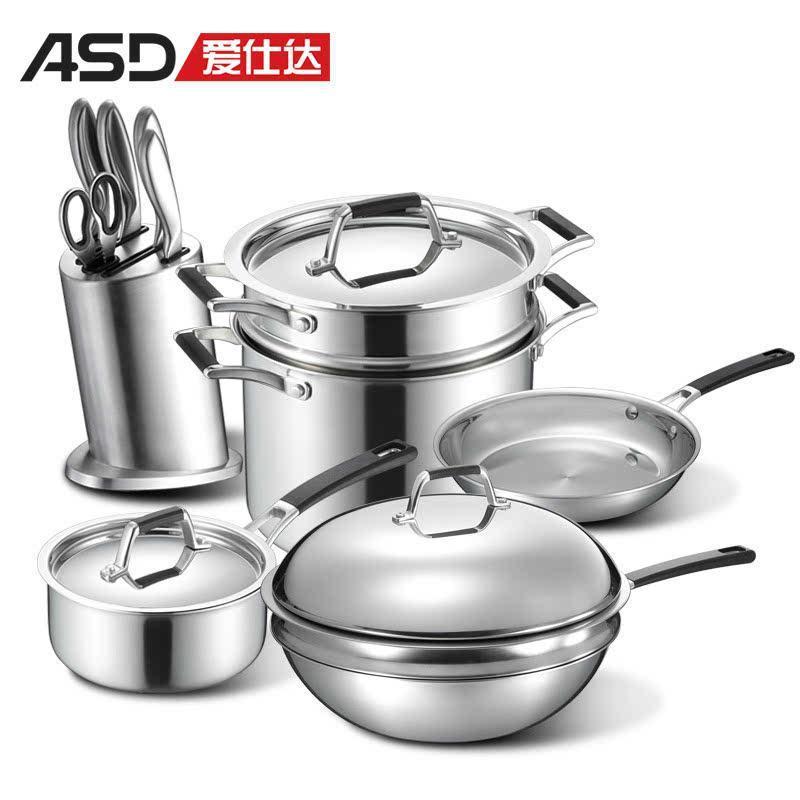 不锈钢炒菜锅的保养和清洗方法