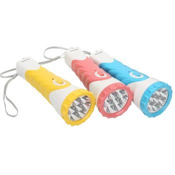 欧普特充电式LED手电筒8205