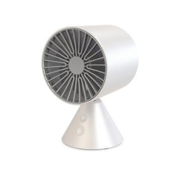 艾悠 办公室家用台式小风扇 IU-F168白色
