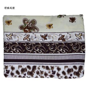 奉生双人植物羊绒床单2.3*2.5m