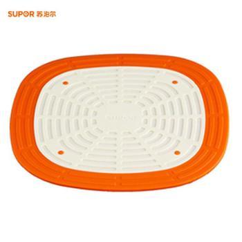 苏泊尔厨房小工具隔热垫KG06C1餐垫锅垫杯垫炫彩系列