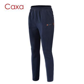 加厚款Caxa男女款摇粒绒 户外保暖抓绒裤冲锋裤内胆1168