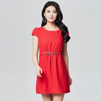 戎立特夏季时尚连衣裙DW7331-32