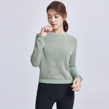 戎立特新款电脑组织女打底套衫EW831