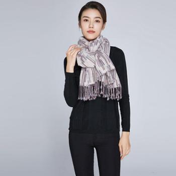 戎立特新款女士时尚围巾披肩8WJ0037W