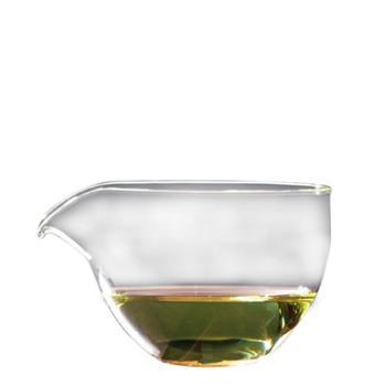 谁美玻璃公道杯日式手工加厚耐热匀杯台湾公杯分茶器功夫茶具茶海