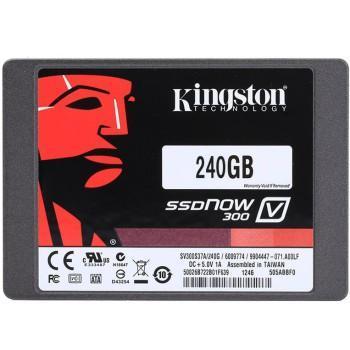 金士顿(Kingston)V30060GB120GB240GB480GBSATA3电脑固态硬盘高速电脑硬盘笔记本硬盘