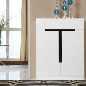 雅宝家具WG023鞋柜时尚玄关门厅鞋柜现代简约烤漆大容量置物柜
