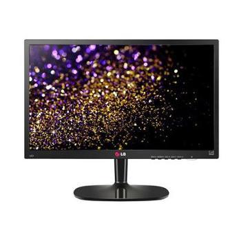 LG 22M45D 21.5英寸 1080P高清 显示器 LED背光屏 完美屏