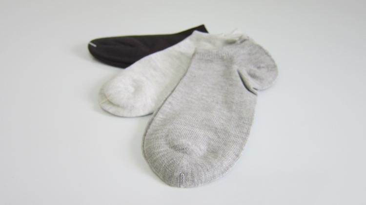 乐竹家纺竹女士女袜纤维船袜女生女生袜竹纤发型图片脚底小个子