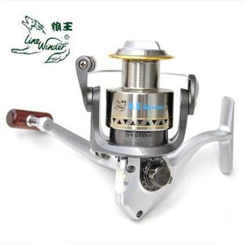 正品狼王系列 瑞丽RL4000 海竿轮 投竿轮渔轮纺车渔线轮 渔具