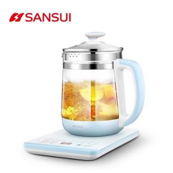 山水(SANSUI)养生壶电热水壶煮茶器JM-SYS8825