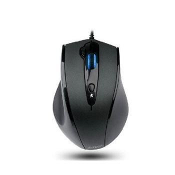【网络爆款】双飞燕 N-810FX USB有线针光游戏鼠标 带截屏 配重变速
