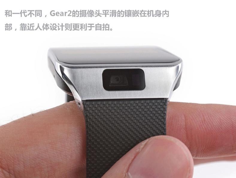 三星Gear 2智能手表 R380 R381 Gear 2代手表 Note4 S6蓝牙腕表